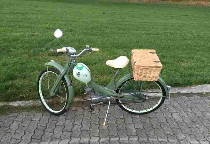 nsu quickly 51 zt mofa moped mokick motorrad bestes. Black Bedroom Furniture Sets. Home Design Ideas