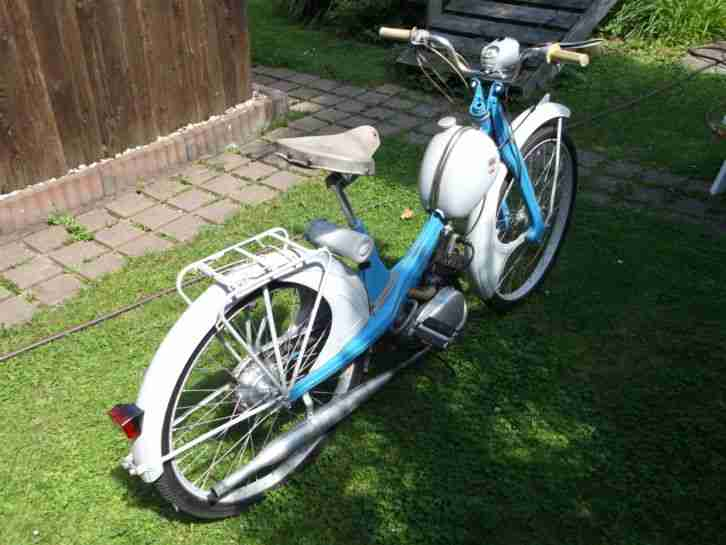 NSU Quickly Oldtimer Moped