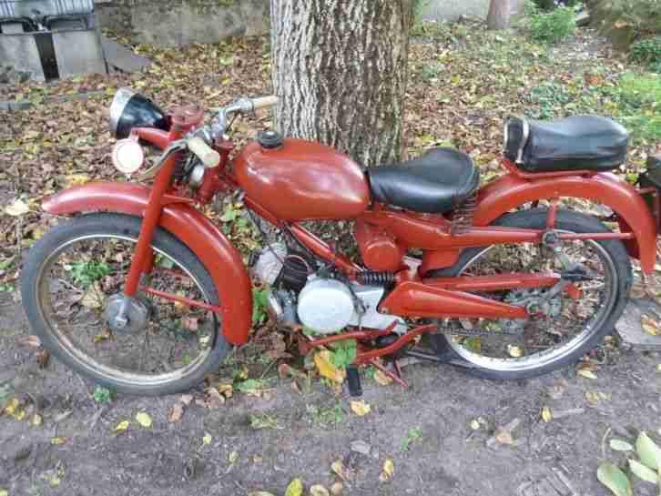 Oldtimer Moto Guzzi
