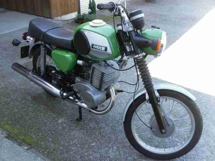oldtimer motorrad mz ts 250 1 baujahr 1979 ts bestes. Black Bedroom Furniture Sets. Home Design Ideas
