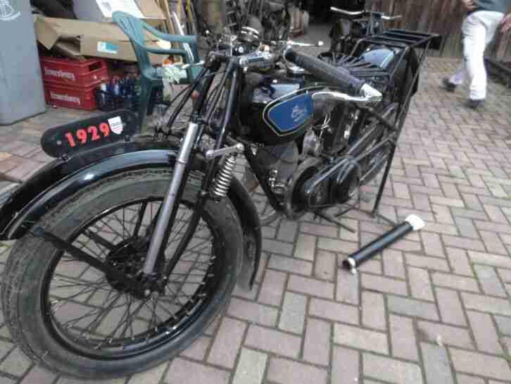 Oldtimer Terrot Bj um 1930