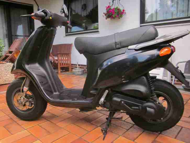 piaggio tph tec motorroller 50 km h bestes angebot von. Black Bedroom Furniture Sets. Home Design Ideas