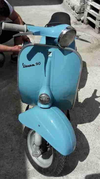 PIAGGIO VESPA 90 1967
