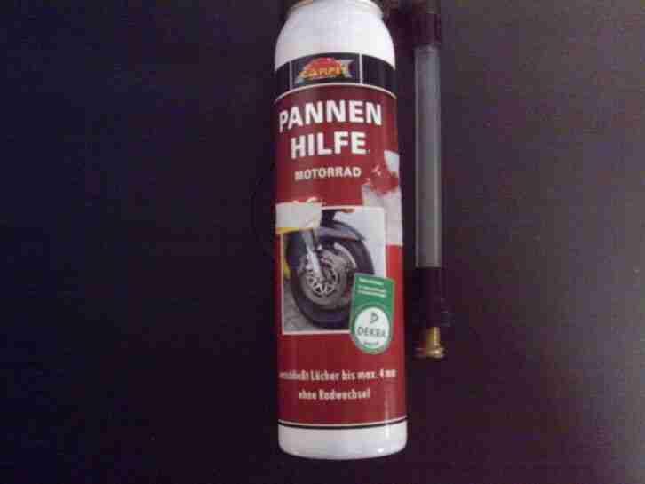 Pannenhilfe Motorrad