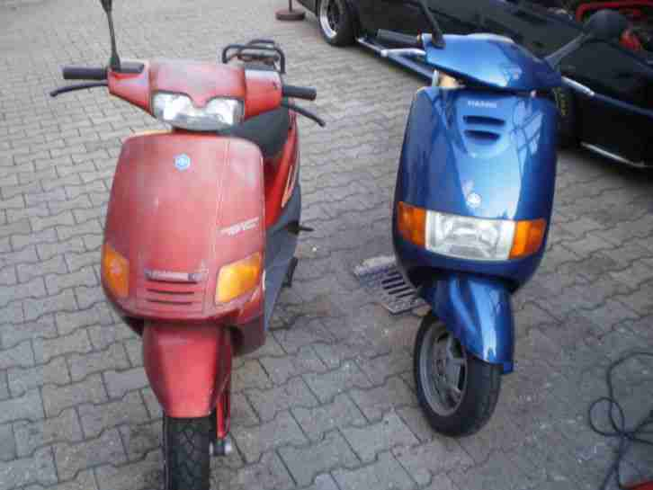 Piaggio Fast Rider 50 6496 km ! Typ SSL