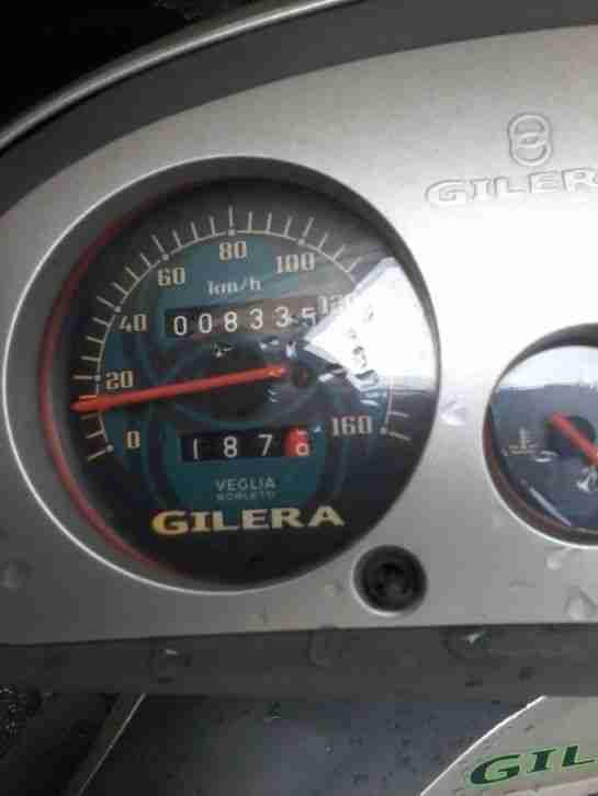 Piaggio Gilera Runner 125 FX DD SP 8335 km Scheibenbremse vorne hinten 2Takter