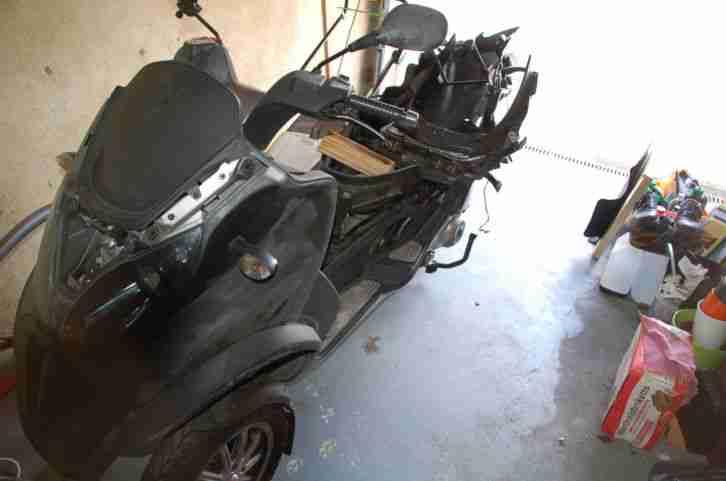 Piaggio Mp3 250 Ie Lt  Motorschaden  Komplettes