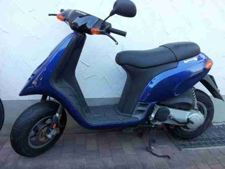 piaggio roller 50ccm tph50xr 50er scooter bestes angebot von piaggio. Black Bedroom Furniture Sets. Home Design Ideas