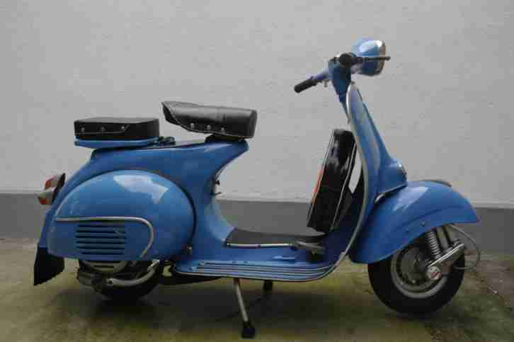 piaggio vespa 150 vbb 1964 blau neu bestes angebot. Black Bedroom Furniture Sets. Home Design Ideas