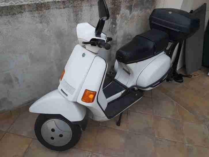 Piaggio Vespa Cosa 200 moto scooter