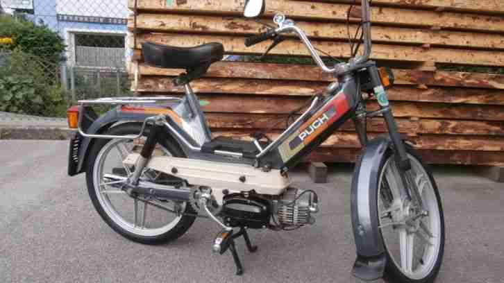 Puch Maxi L2 mit Pickerl und Versand 1985 Bj Tirol guter Zustand