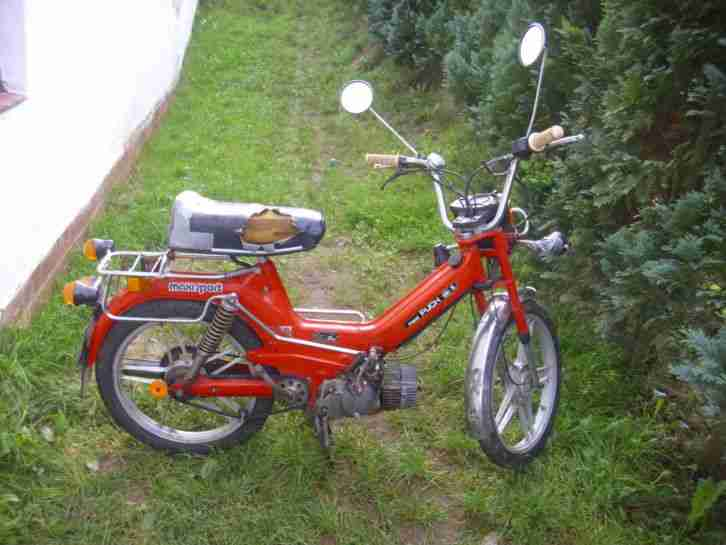Puch Maxi-S Motor läuft ! Mofa Kein Moped