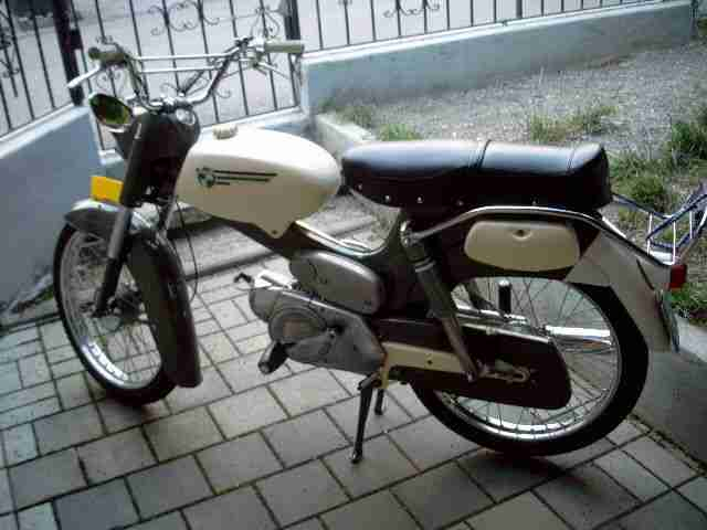 Puch Moped Oldtimer