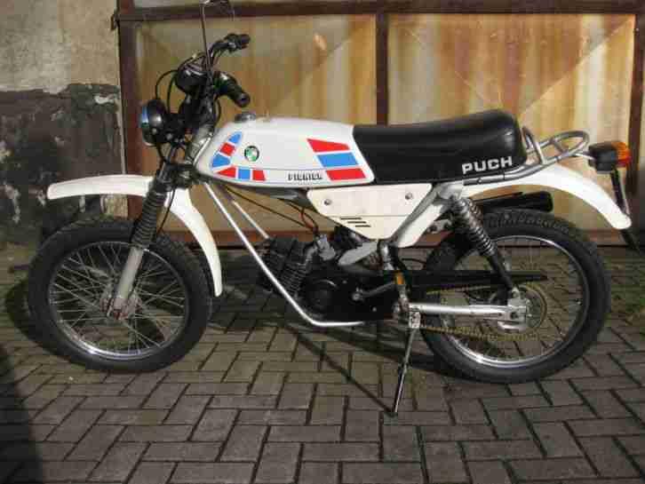 Puch Pionier MC 50 3 Mofa - Bestes Angebot von Old und ...