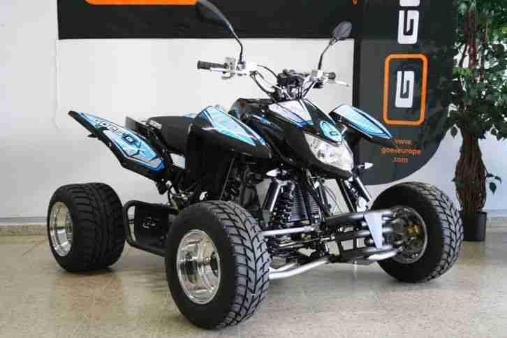 QUAD ATV GOES 400 SUPERMOTO ALU FELGEN