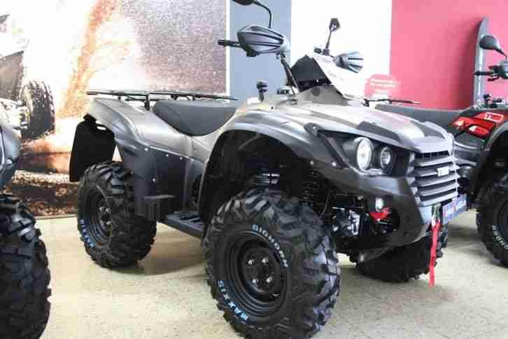 QUAD ATV TGB BLADE 550 EFI 4x4 LOF ECO NEU VERSANDKOSTENFREI