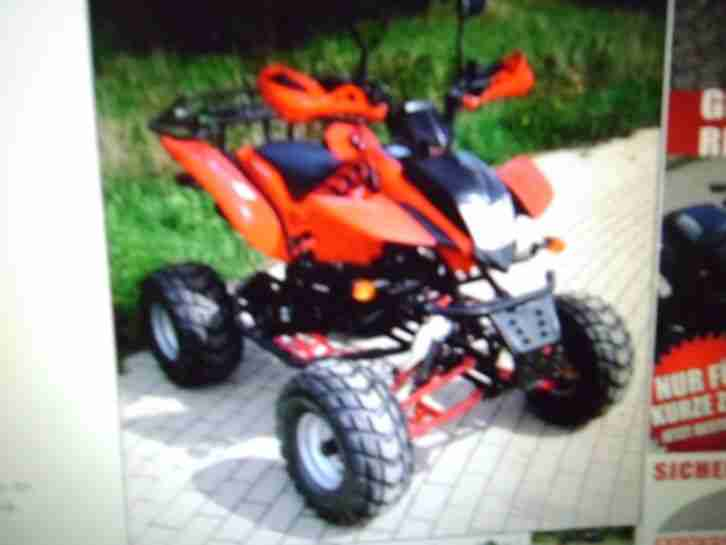 QUAD BEM Germany 600 ccm. 73 PS