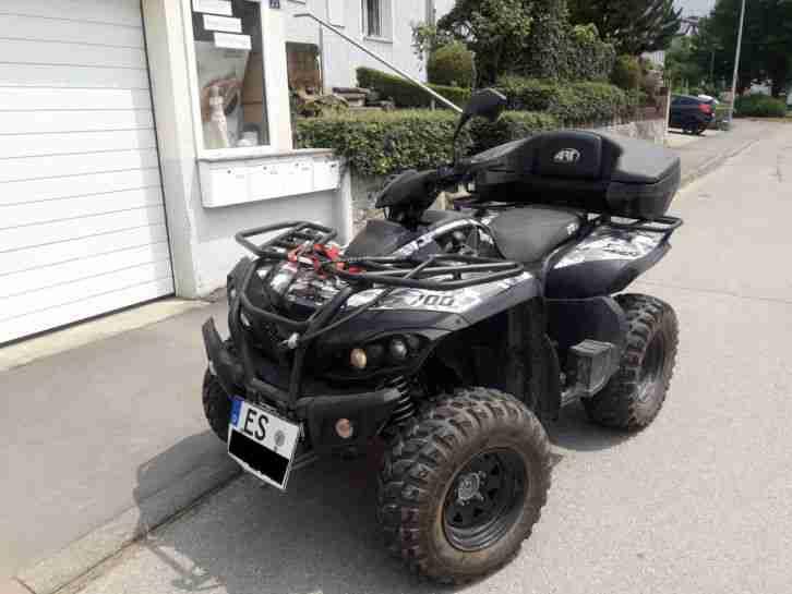 Quad 4x4; ATV; 700ccm;