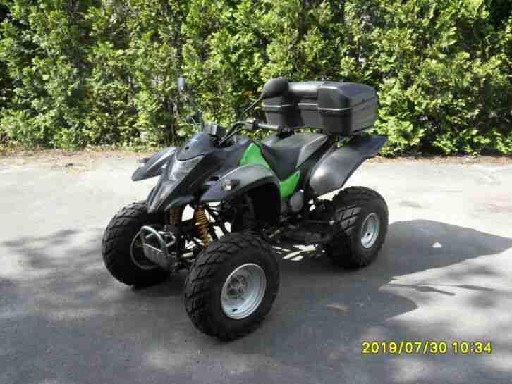 Quad, 50 ccm, SMC ATV50
