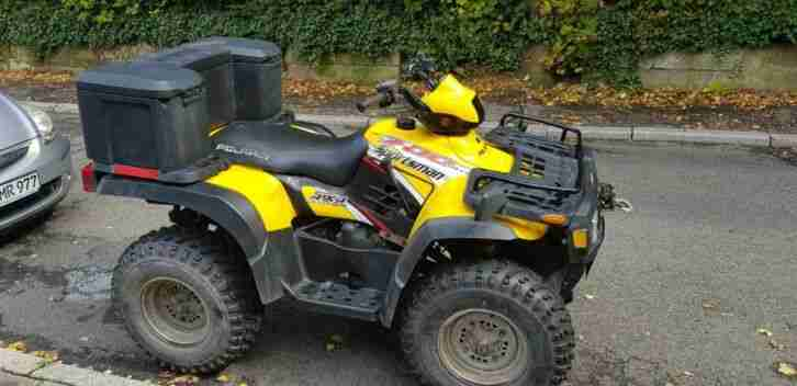 Quad 700er Polaris