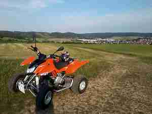 Quad ACCESS SP300 S