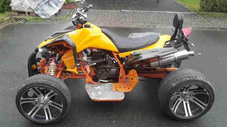 Quad ATV 250ccm
