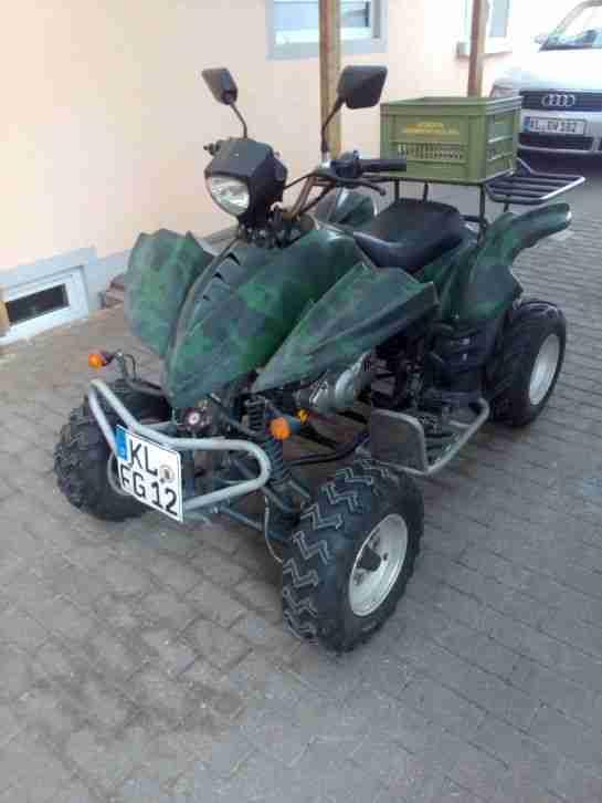 Quad; ATV 300