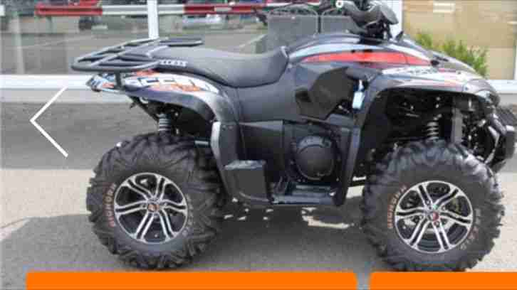 Quad ATV ACCESS