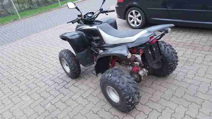 Quad ATV ADLY Her Chee Hercules