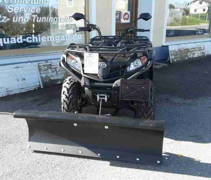 Quad ATV CFMoto CForce 450 S One 4x4 EFI IRS