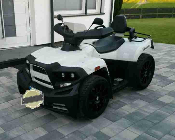 Quad ATV Cectek Quaddrift 500 EFI Driftkönig