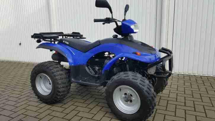 Quad ATV E TON Yukon Explorer 150ccm