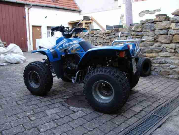 Quad ATV Kawasaki KEF300