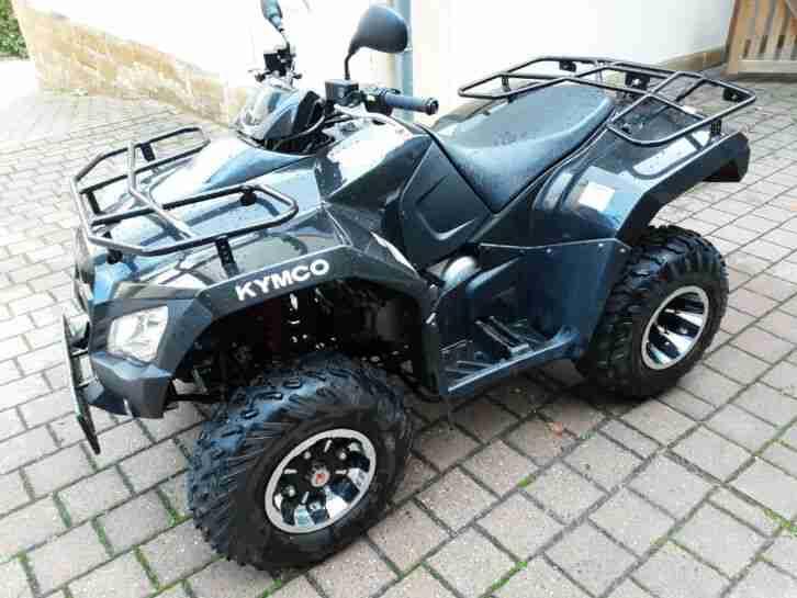 Quad ATV Kymco MXU 300R neuwertig, wenig genutzt, Mindestpreis gesenkt