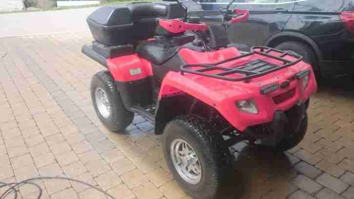 Quad ATV Odes
