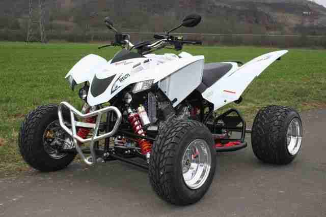 quad atv smc canyon 500ccm 520rr supermoto bestes. Black Bedroom Furniture Sets. Home Design Ideas