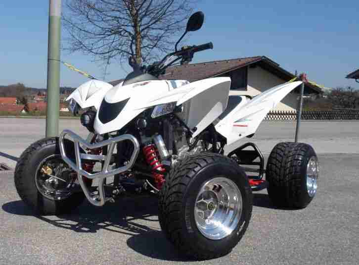 quad atv smc canyon 500ccm 520rr supermoto lof bestes. Black Bedroom Furniture Sets. Home Design Ideas