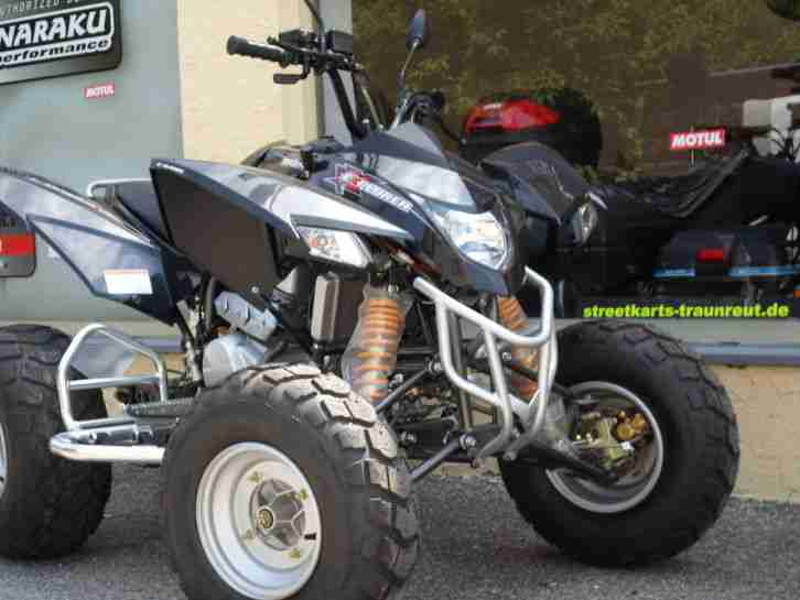 Quad ATV SMC Explorer Trasher 300ccm 2