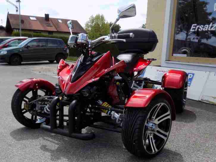 Quad/ATV SPY Racing F1 350ccm 120Km/h Neues Modell 2016 mit differenzial 250ccm