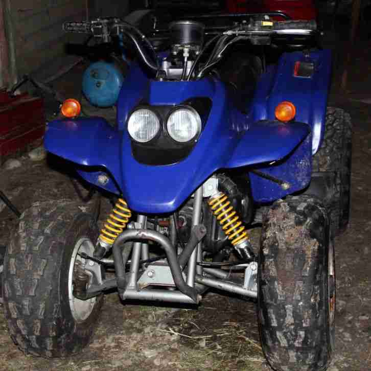 Quad ATV Skyhawk