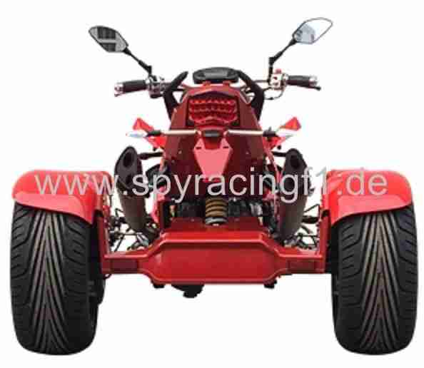 Quad/ATV Spy Racing F1 350ccm Modell 400 2017 EFI Euro4