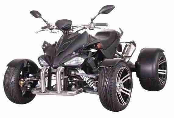 Quad ATV SpyRacing Dobo 350ccm Modell F3 400 2018 EFI Kardan Euro4