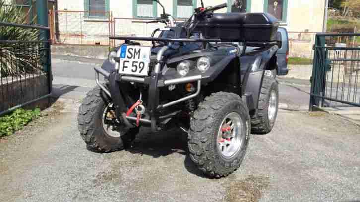 NEU CF MOTO CForce 1000 V2 EPS Quad ATV 4x4 in Zürich