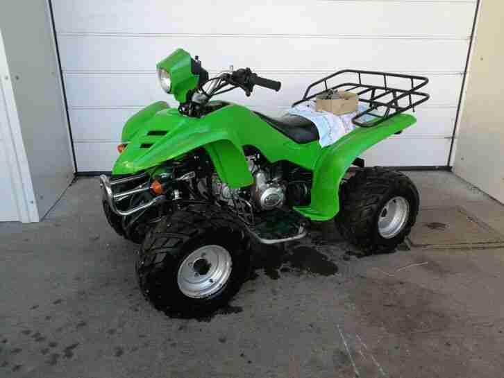Quad, ATV, grün, Marke Loncin