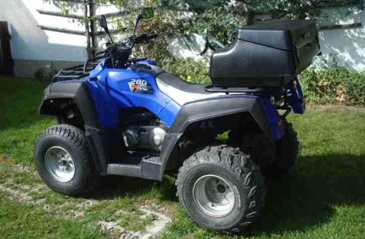 Quad Adly 280 ccm