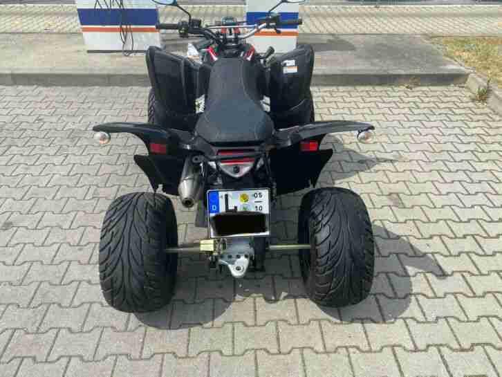 Quad Aeon Cobra 350 TOP ZUSTAND GPR Sportauspuff 800€ EINGETRAGEN