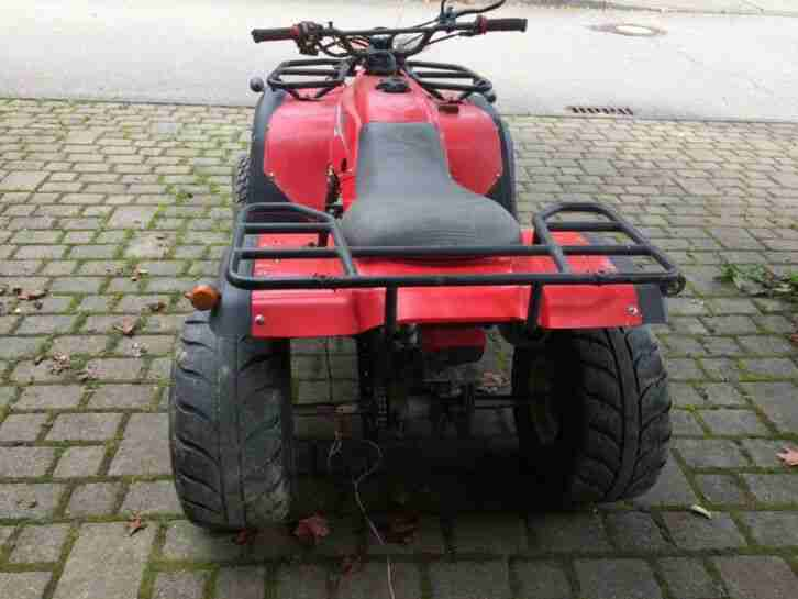 Quad Atv Adly 300