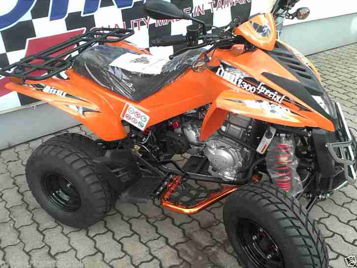 Quad Atv Dinli 300 Special Aktion