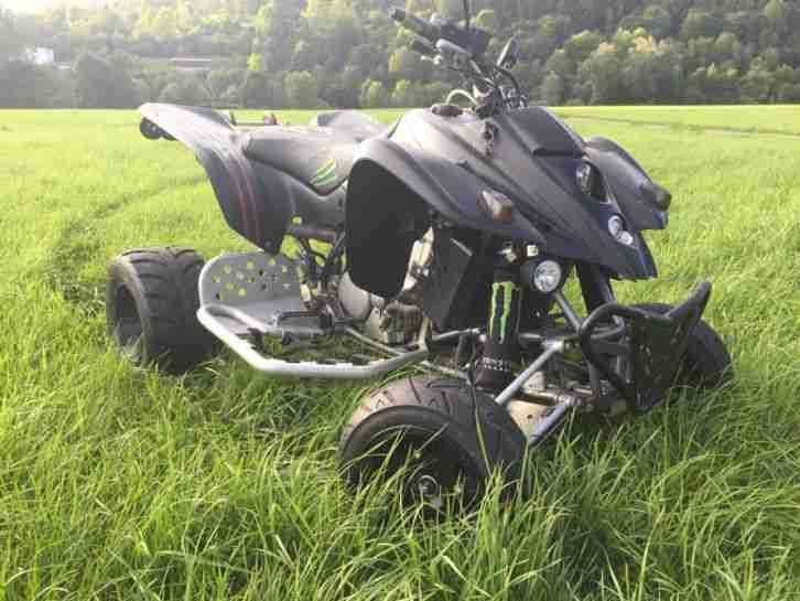 Quad Kawasaki KFX Suzuki LTZ 400