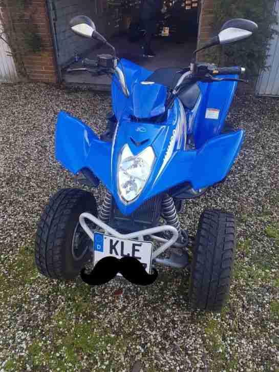Quad Kymco Maxxer 250ccm Top!